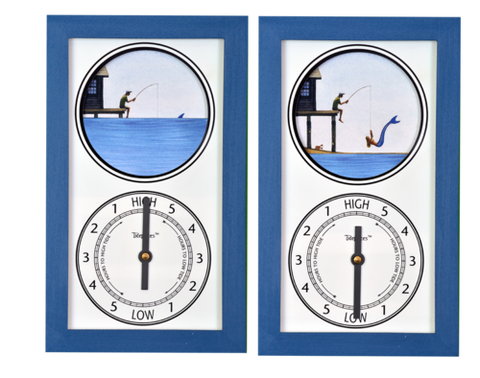 Tidepieces Mermaid Tide Clock - BellClocks.com