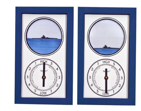 Tidepieces Rower Tide Clock