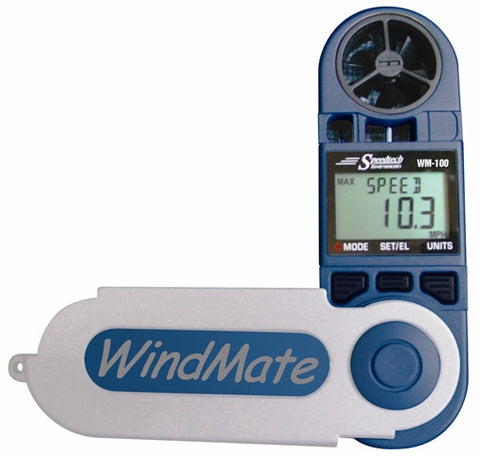 WeatherHawk WM-100 WindMate® Basic Handheld Wind Meter