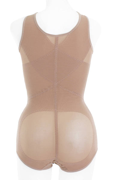 Underbust Firm Mesh Full Bodyshaper