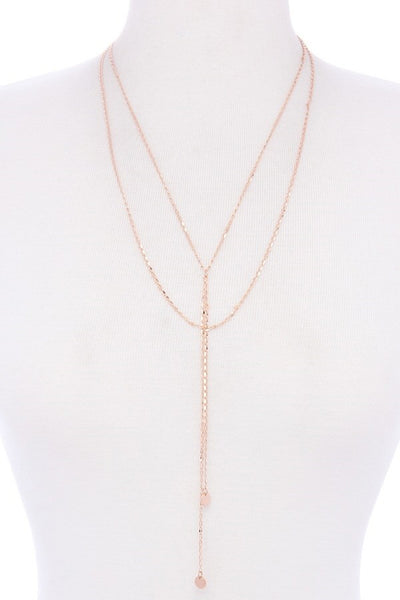 Chic Modern Long Necklaces