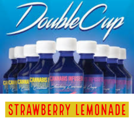 Double Cup / Strawberry Lemonade