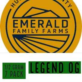 E.F.F / Legend OG  (7pack)