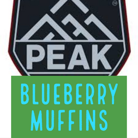 Peak / Blueberry Muffins