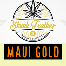 Skunk Feather / Maui Gold