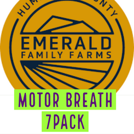 E.F.F / Motor Breath (7 pack)