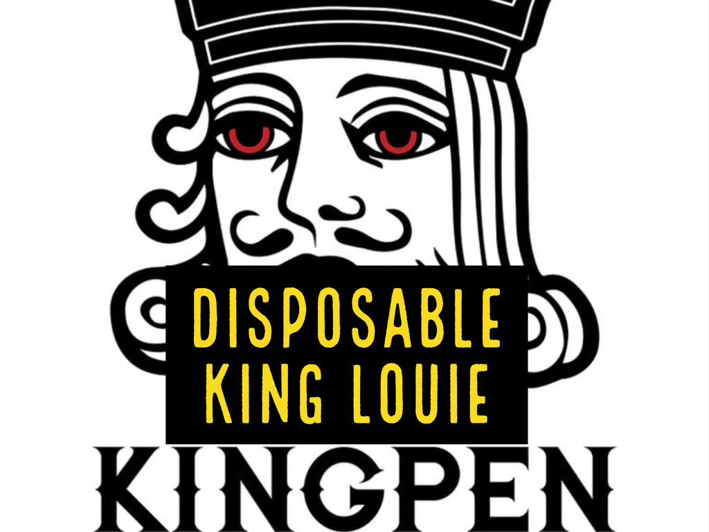 King Pen / King Louis OG (Disposable)