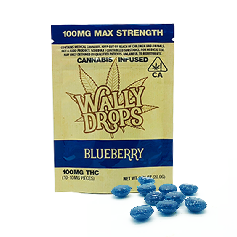 Wally Drops / Blueberry