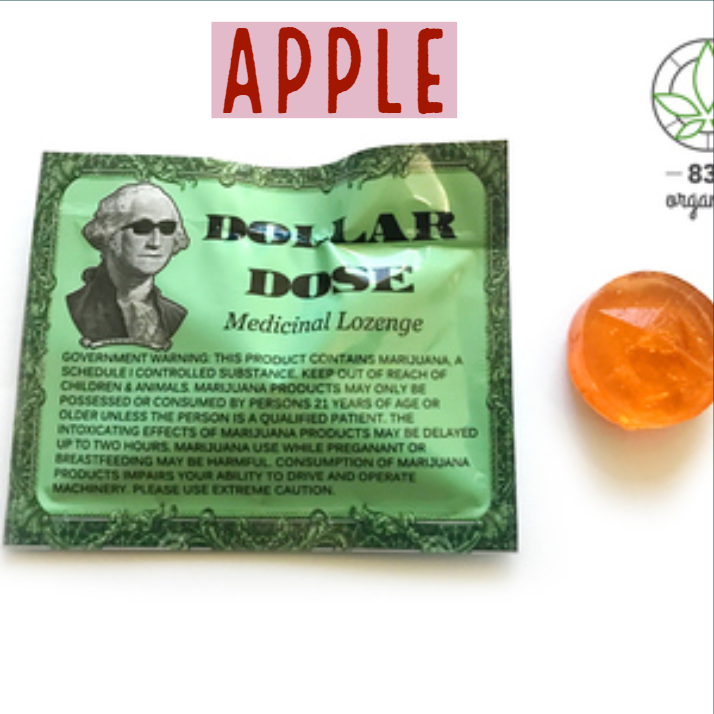 Dollar Dose / Apple