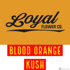 Loyal / Blood Orange Kush