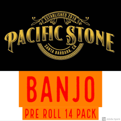 Pacific Stone / Banjo (14 Pack)
