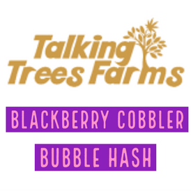 Talking Trees / Blackberry Cobbler