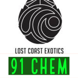 Lost Coast / 91 Chem