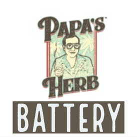 Papas Herb / Battery