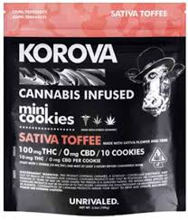 Korova / Sativa Mini Cookies