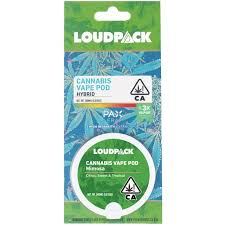 Loud Pack / Spearmint Micro Mint