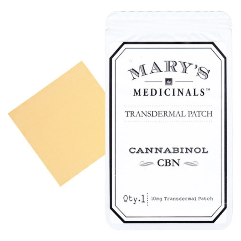 Mary's Medicincals / CBN - Transdermal Patch