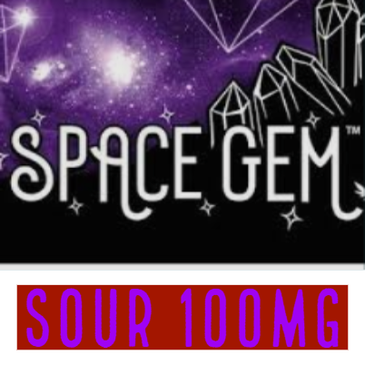 Space Gems / Sour 100mg
