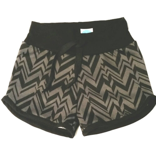 Little Gypsy Finery - Matrix Shorts