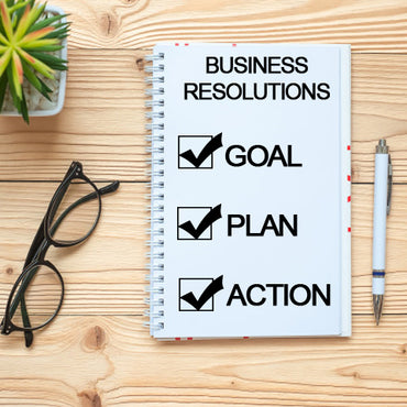 Setting New Year Business Resolutions