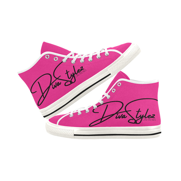 Diva Stylez Women's Canvas Shoes