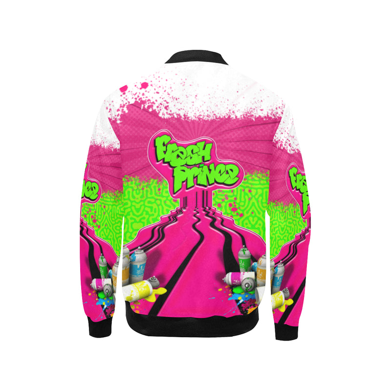 Fresh Prince Kids' Bomber Jacket