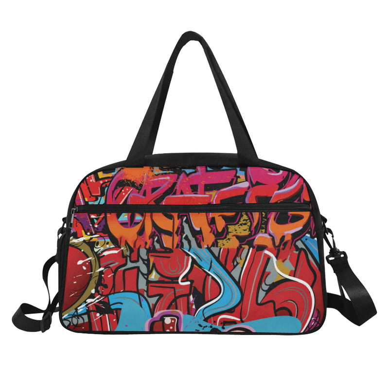 Graffiti Art Weekend Handbag