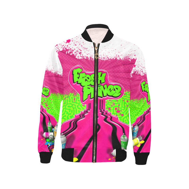Fresh Prince Bomber Jacket - kids