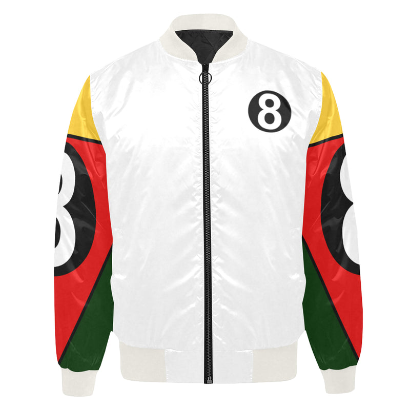 White 8 Ball Jacket