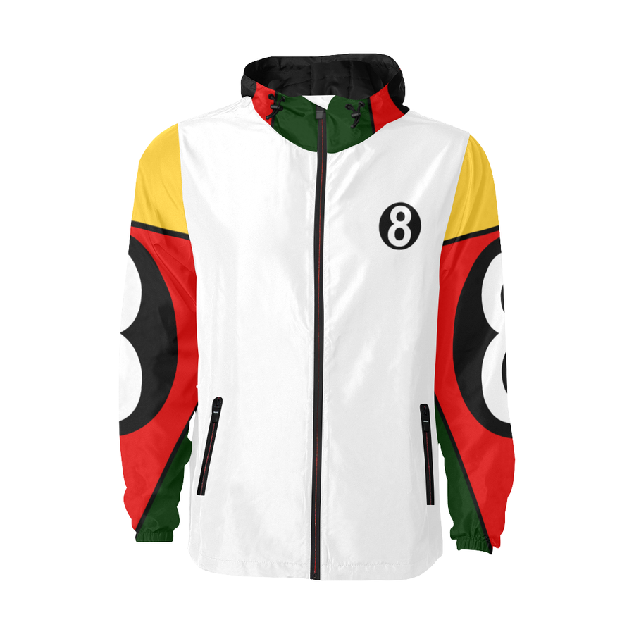 8 Ball Windbreaker