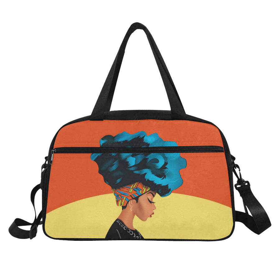 BlueFro Queen Sunrise Weekend Handbag