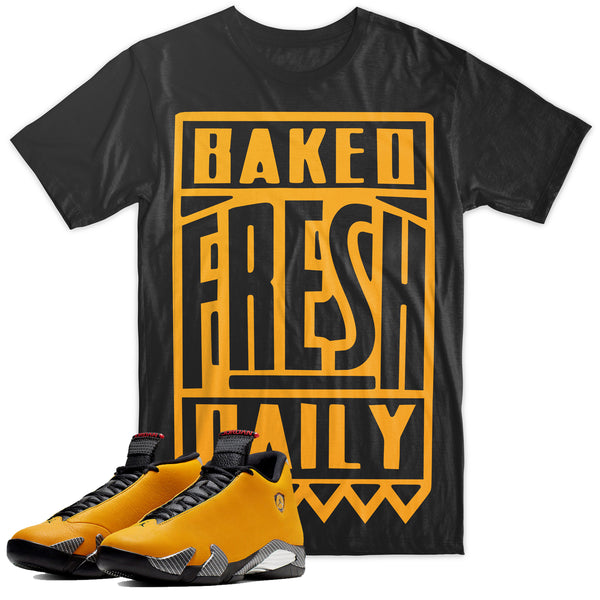 Baked Fresh Daily TShirt Matches Nike Ferrari