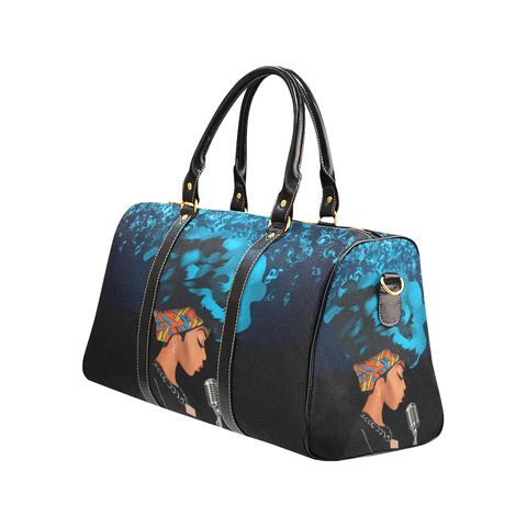 BluFroQueen Travel Bag - Blues