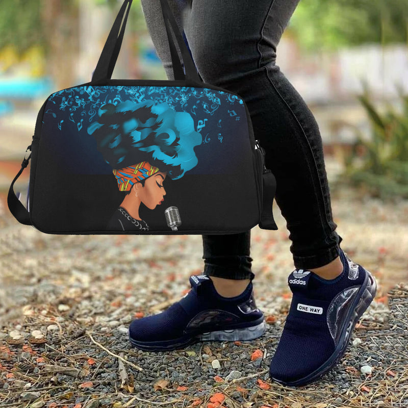 BlueFro Queen Weekend Handbag