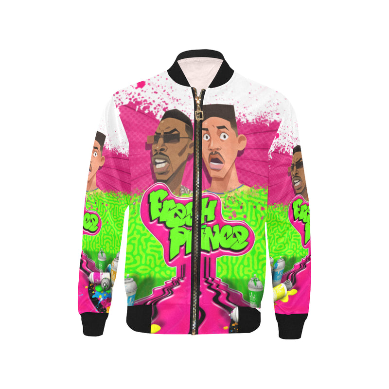Fresh Prince t Bomber Jacket - Kids