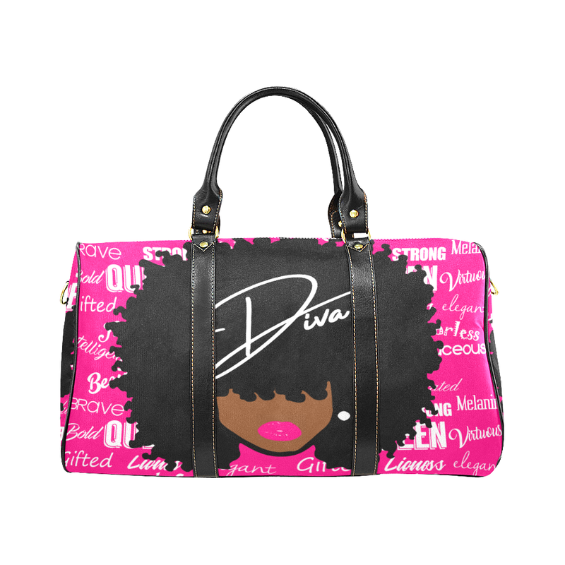 DivaStylez FroBeauty Travel Bag