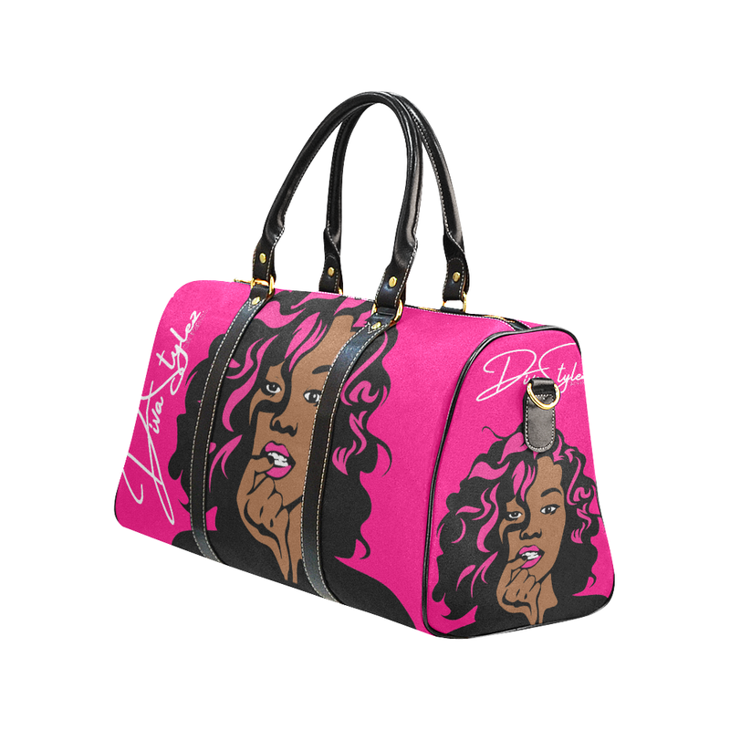DivaStylez Travel Bag