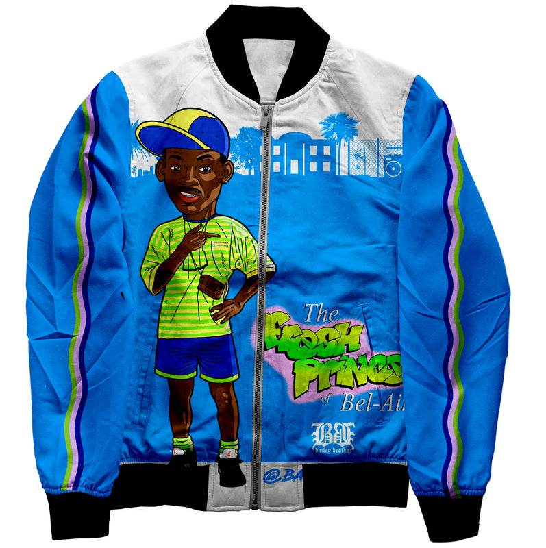 Fresh Prince Bomber Jacket