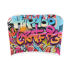Graffiti Art Tube Top