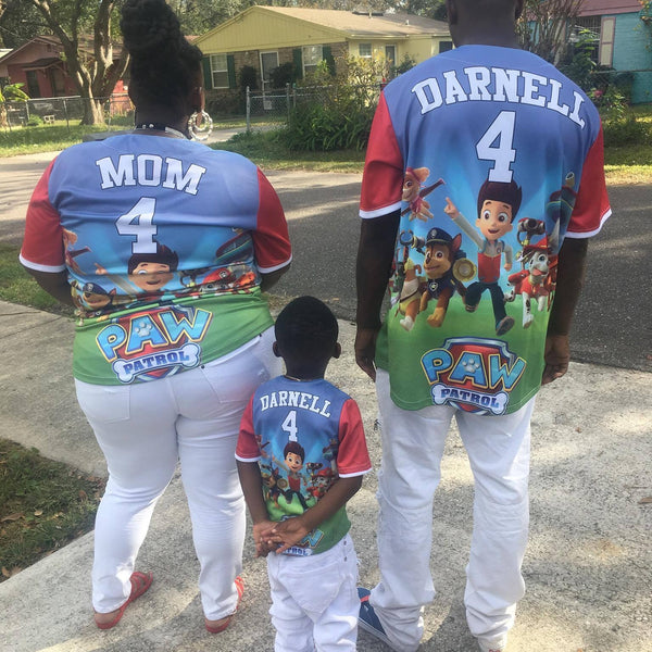 Family Custom Jerseys