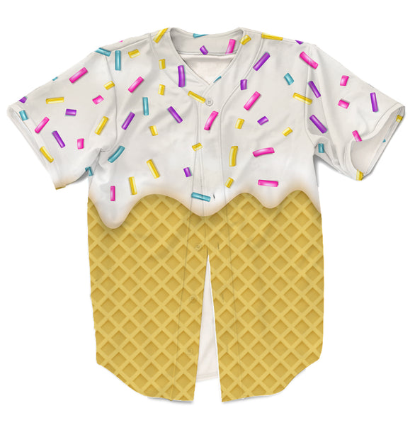 Ice Cream Cone Kids Jersey