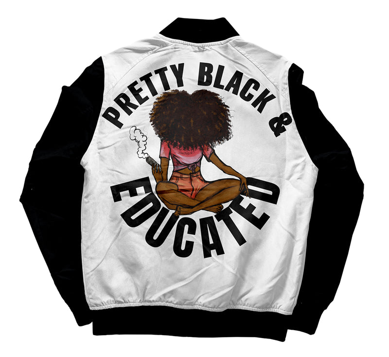 Pretty Black & Educated Jacket