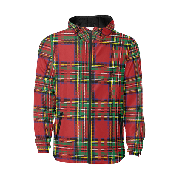 Royal Stewart Windbreaker