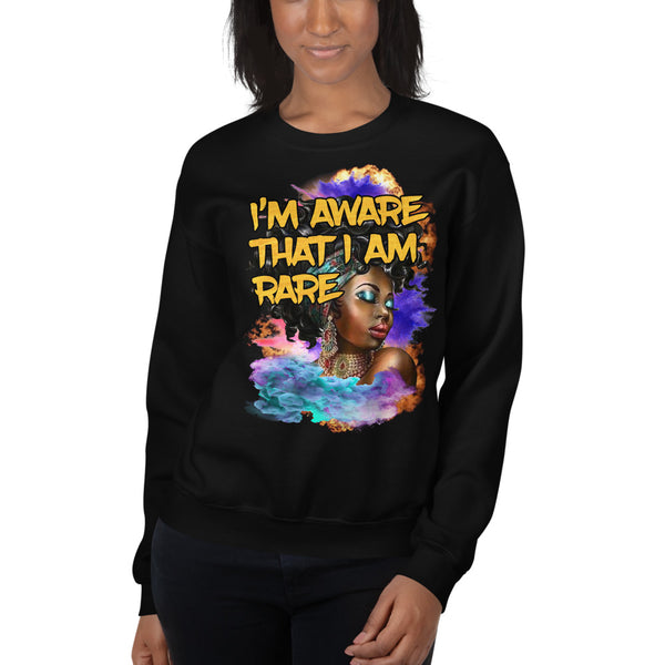 I Am Rare Sweatshirt