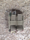 C2R Twin flashbang Pouch Crye Multicam