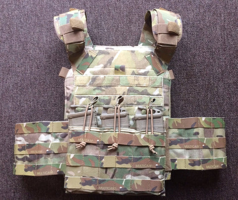 C2R C2Rmor Lite Multicam Armour Carrier SOLD OUT