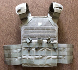 C2R C2RMOR Lite Wolf Grey (Gray) Armour Plate Carrier SOLD OUT