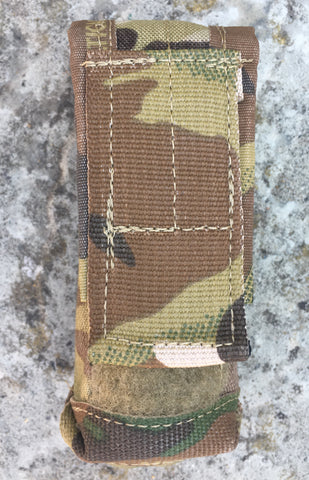 C2R Crye Style 40mm / Flashbang Pouches. Crye Multicam