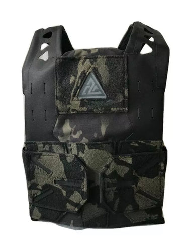 C2R PTRV TRAINING Plate carrier