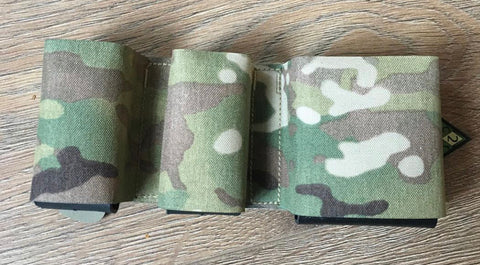 C2R Fast GN 5.56mm + 9mm Kydex pouch